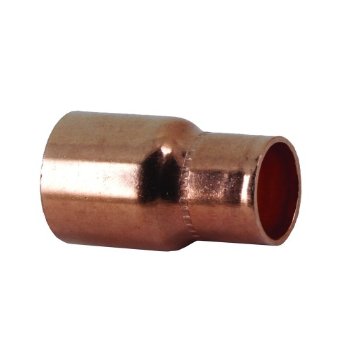 End Feed 22mm x 15mm Fitting Reducer Bag of 5