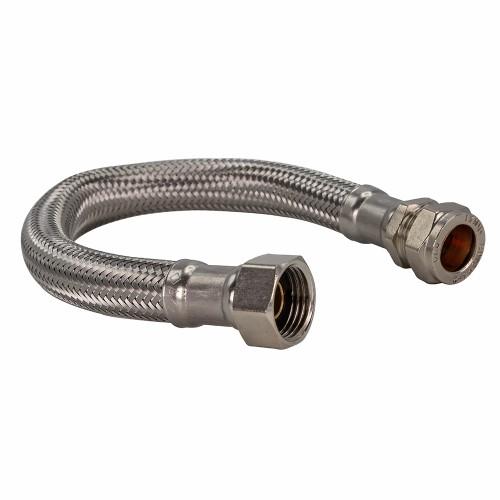Maximum Bore Flexible Tap Connector Cu x Fi