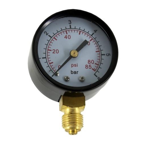Pressure Relief Valve Gauge
