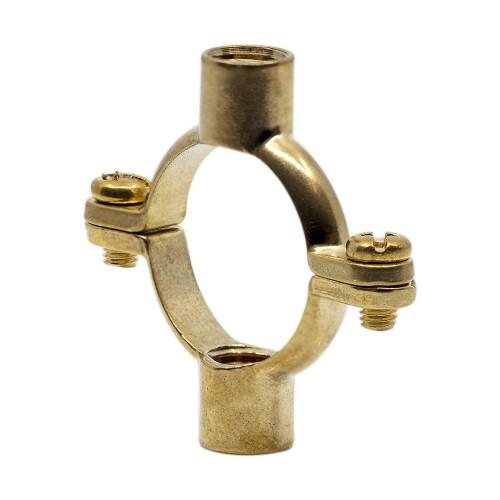 Double Munsen Ring Brass