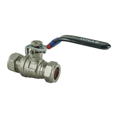 Lever Ball Valve C x C LP (WRAS Approved)